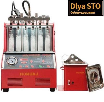 Stend testirovaniya i chistki forsunok CNC 602 LAUNCH