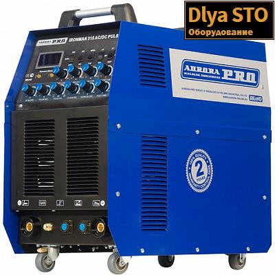 ironman 315 acdc pulse apparat-argonnoj svarki aurorapro