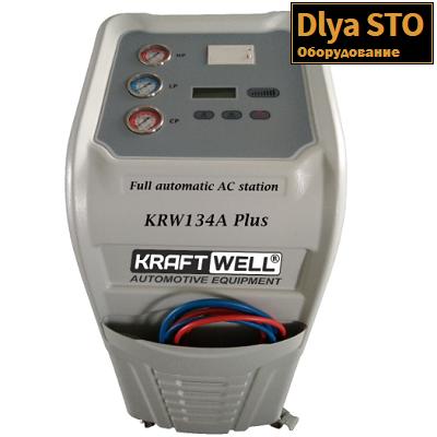 krw134a plus avtomaticheskaya zapravka kondicionerov kraftwell