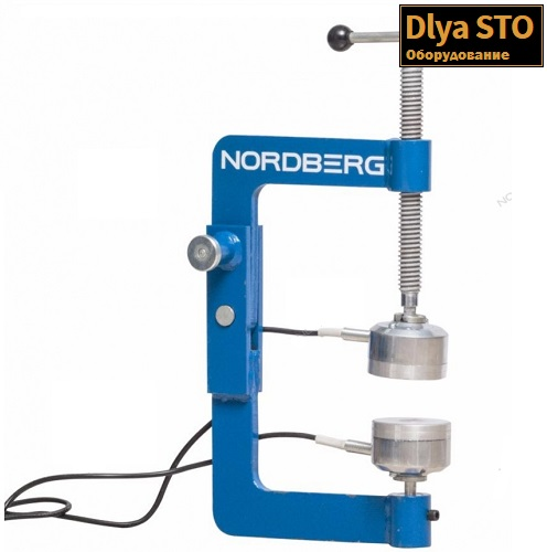 NORDBERG V3 Вулканизатор