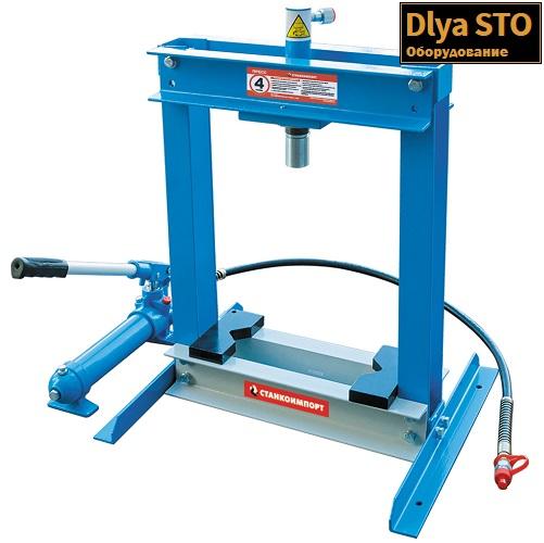 SD0801 Пресс гидравлический настольный