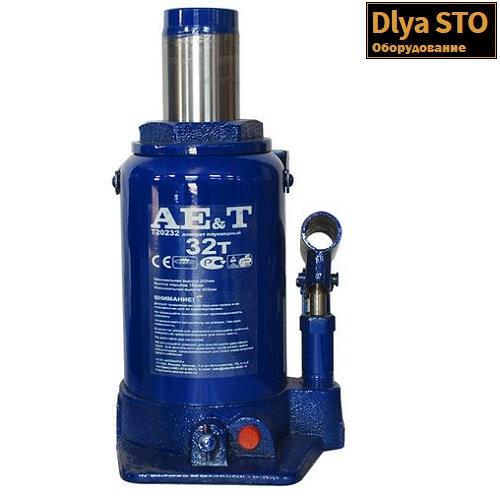 T20232 AE&T Домкрат бутылочный 32 т