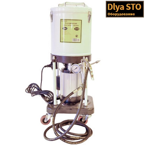 KL2600001 lubeworks Электрический солидолонагнетатель