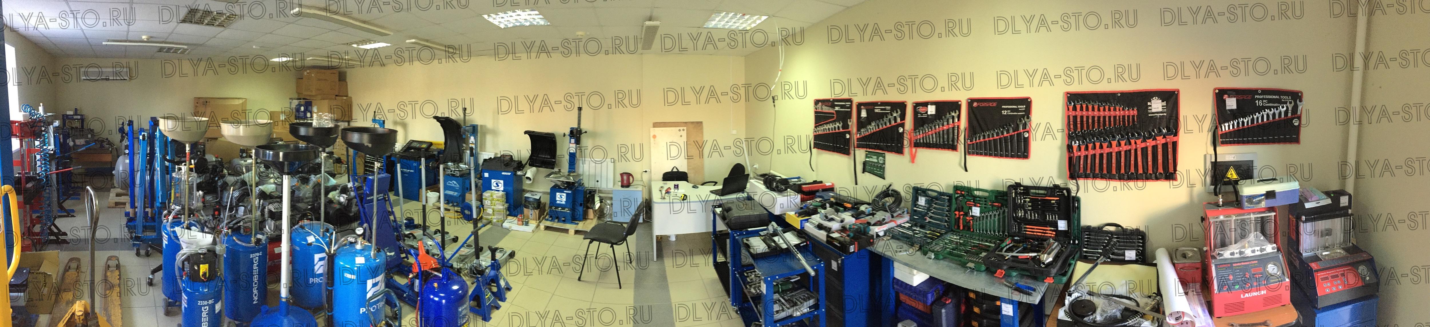 Оборудование для автосервиса в Краснодаре