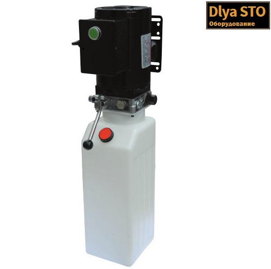 Гидростанция маслостанция OPT-GP220