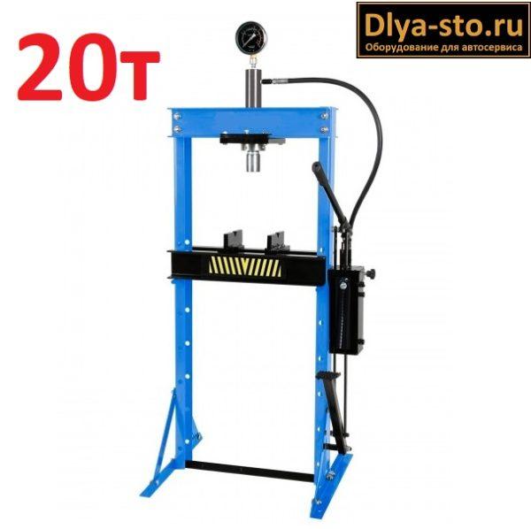TS0500F-3 Пресс гидравлический 20 т