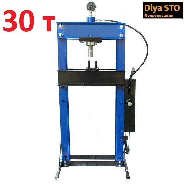 TS0500F-4 Пресс гидравлический 30 т