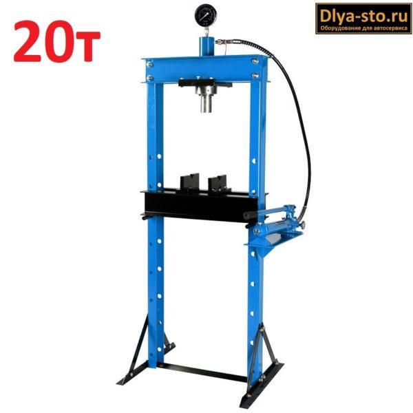 TS0500-3 Пресс гидравлический 20 т