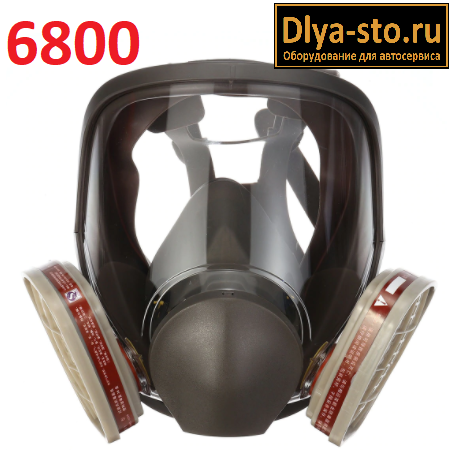 ZW6800 Маска полнолицевая