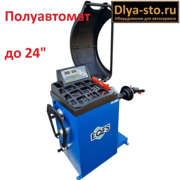 ES-600 Балансировочный станок полуавтомат